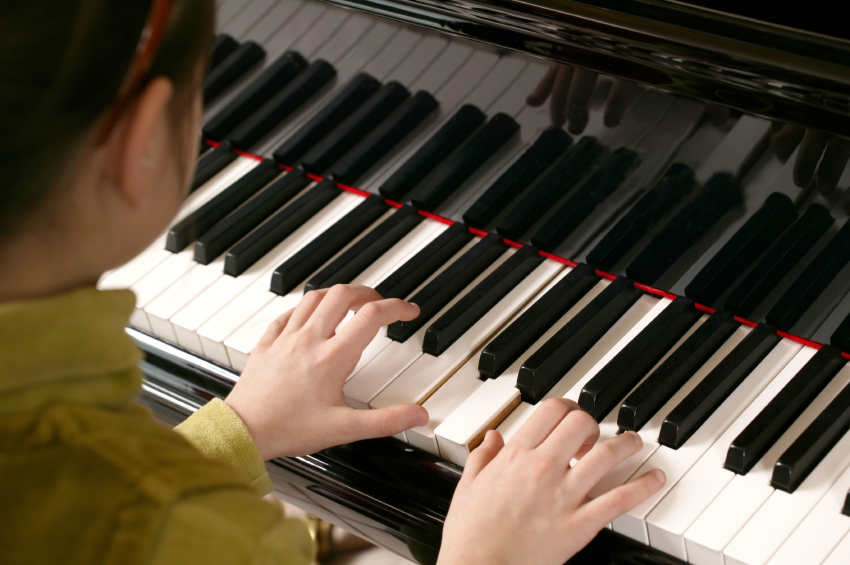 piano lessons with encouraging teachers