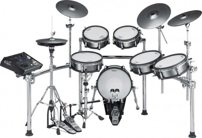 electronic drum kits vs acoustic drum kits. Black Bedroom Furniture Sets. Home Design Ideas