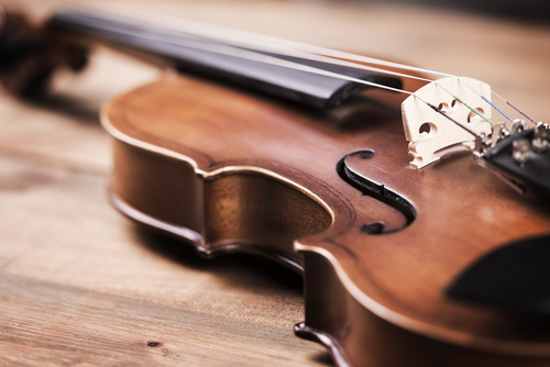We respect your reasons for playing violin. You don't need to take exams if you don't want to!