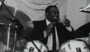 Bernard Purdie is most well known for his signature groove - the Purdie Shuffle.