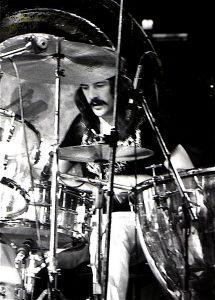 John Bonham has a BIG sound distinctive sound that is easy to recognise.